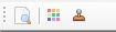 Glossary toolbar options