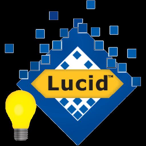Lucid help logo