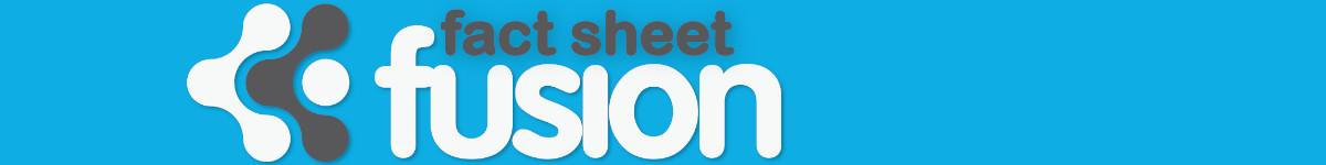 Fact Sheet Fusion Banner