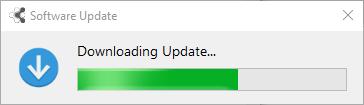 Download progress dialog